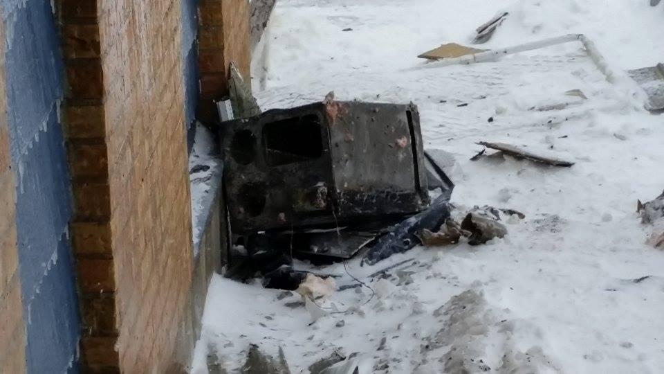 Incendie sur la rue JulienProulx le poêle à bois en cause  LÉcho de T